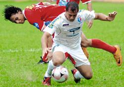 Olimpia perdió en su debut en el Clausura 2009