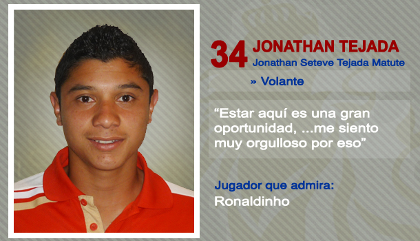 34 - Jonathan Tejada