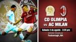 Olimpia vs AC Milan