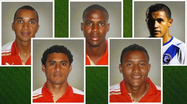 Cinco olimpistas convocados a la la Selección Nacional