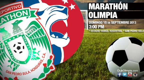 Marathon vs Olimpia