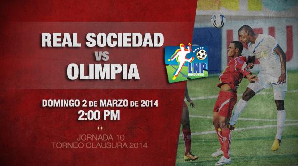 Real Sociedad vs Olimpia | Jornada 10
