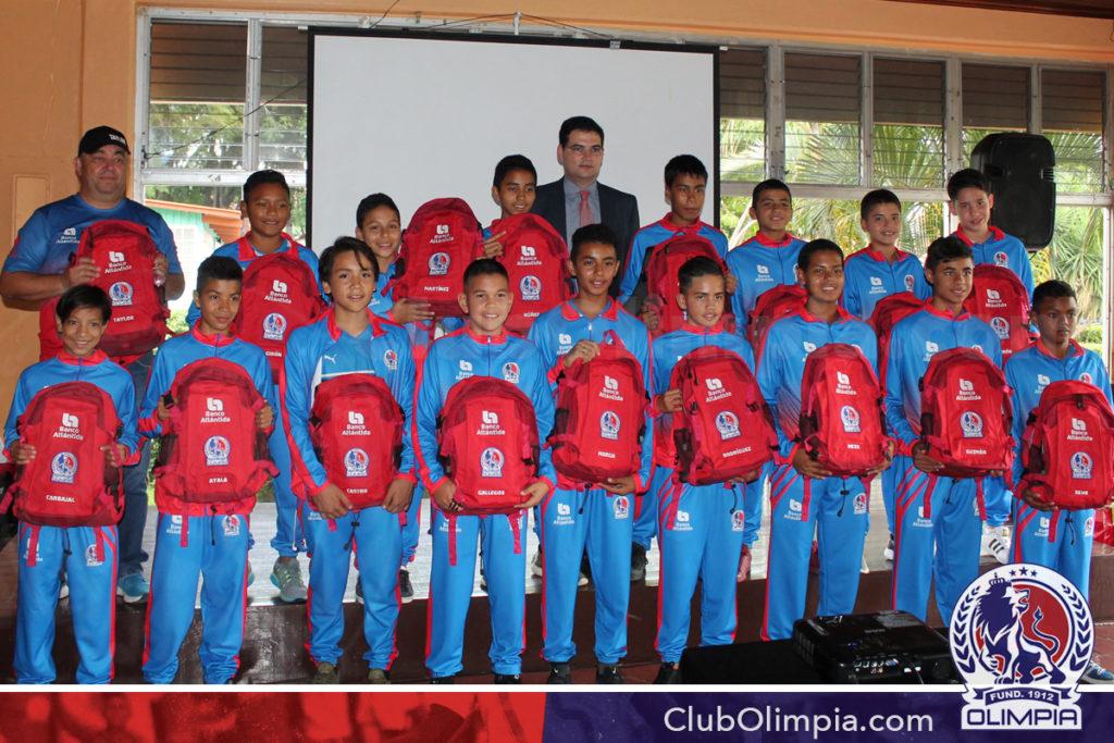 Los jóvenes deportistas están dispuestos a sudar la camiseta, dar lo mejor de sí mismos y representar con orgullo a su país.