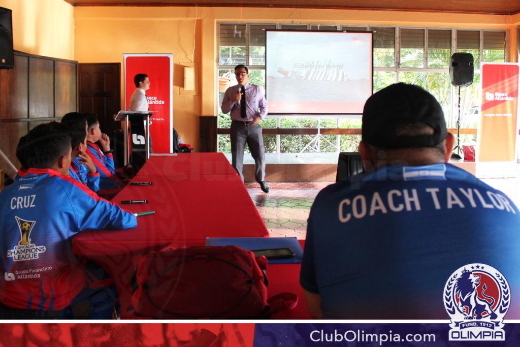 De la mano de los entrenadores Denis Ricardo Taylor, Jorge Babinton López y con el apoyo de Banco Atlántida, los pequeños se encuentran listos, emocionados y motivados para partir hacia tierras mexicanas.