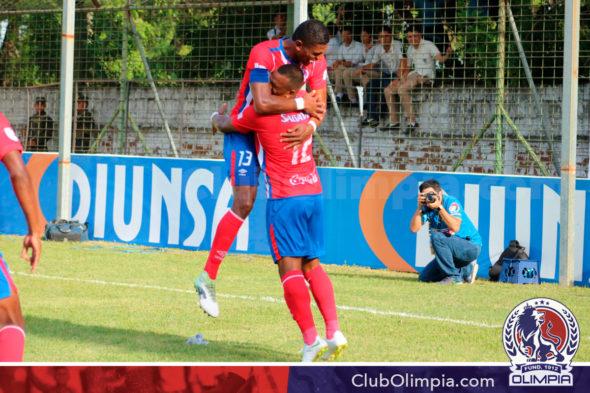  | Marathón 1-1 Olimpia [Apertura 2018]