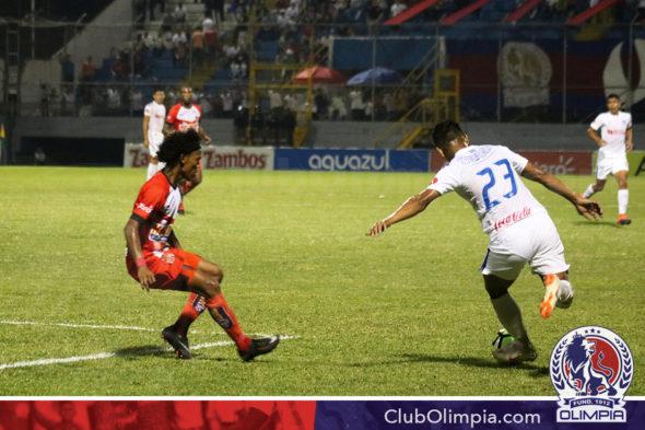  | Olimpia 0-0 Vida [Apertura 2018]