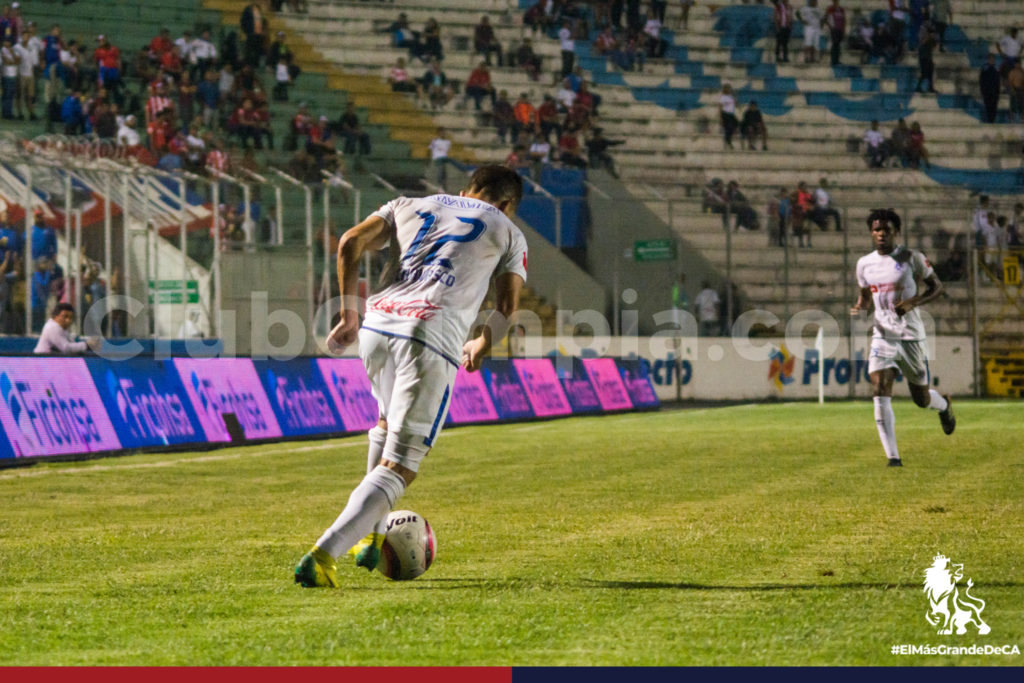 📷   Olimpia 4-0 Juticalpa [Clausura 2019]