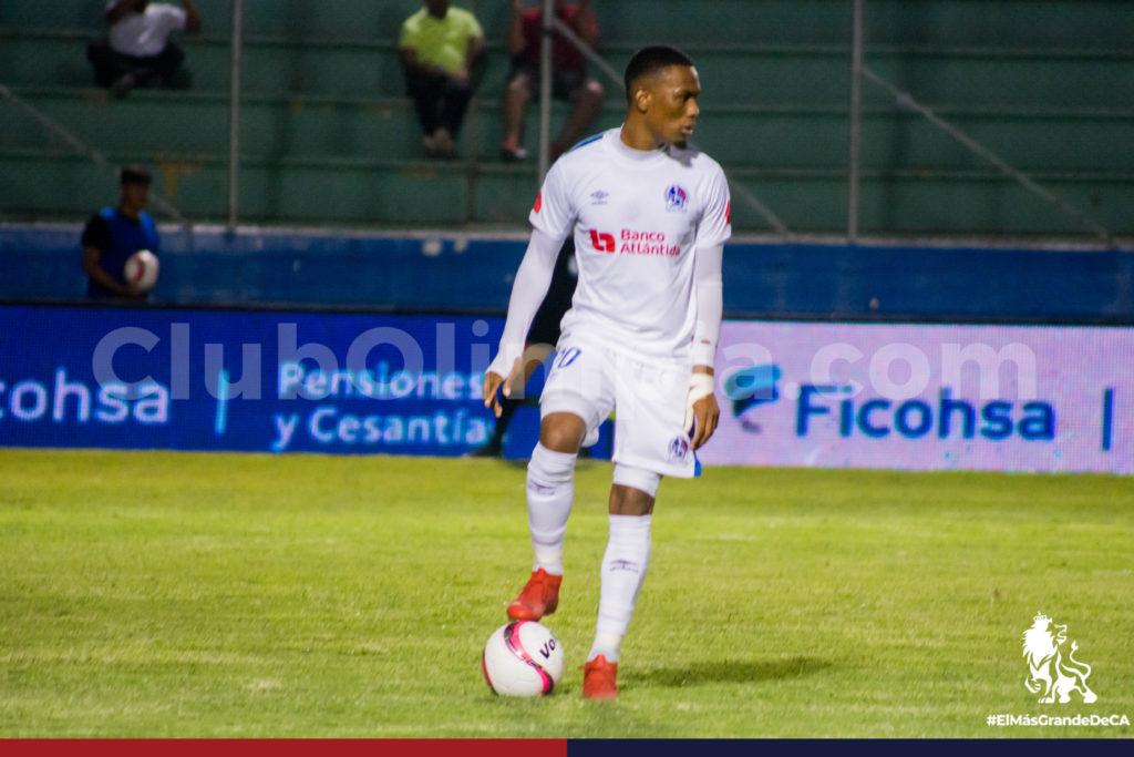 📷 | Olimpia 1-1 Real de Minas [Clausura 2019]