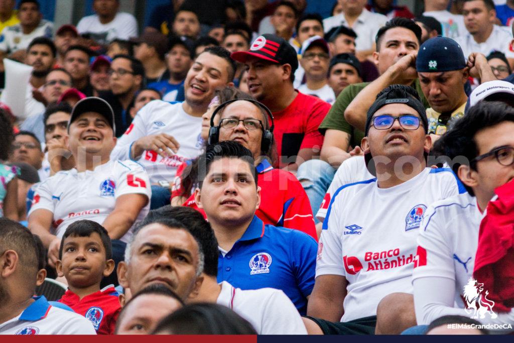 📷 | Olimpia 0-0 Motagua [Clausura 2019]