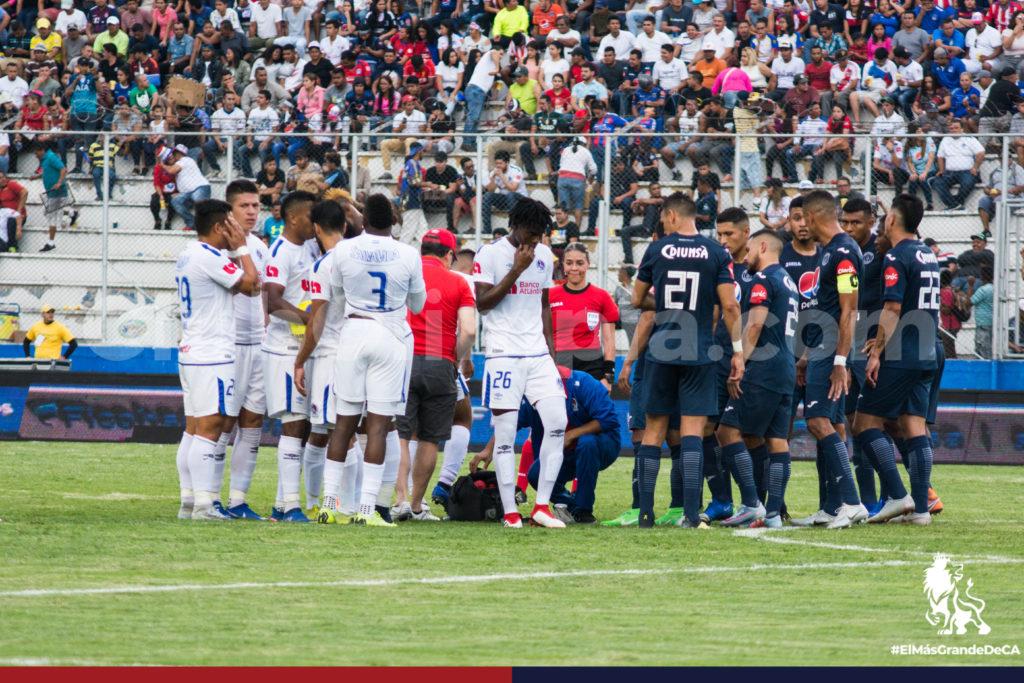📷 | Motagua 2-2 Olimpia [Final - Clausura 2019]