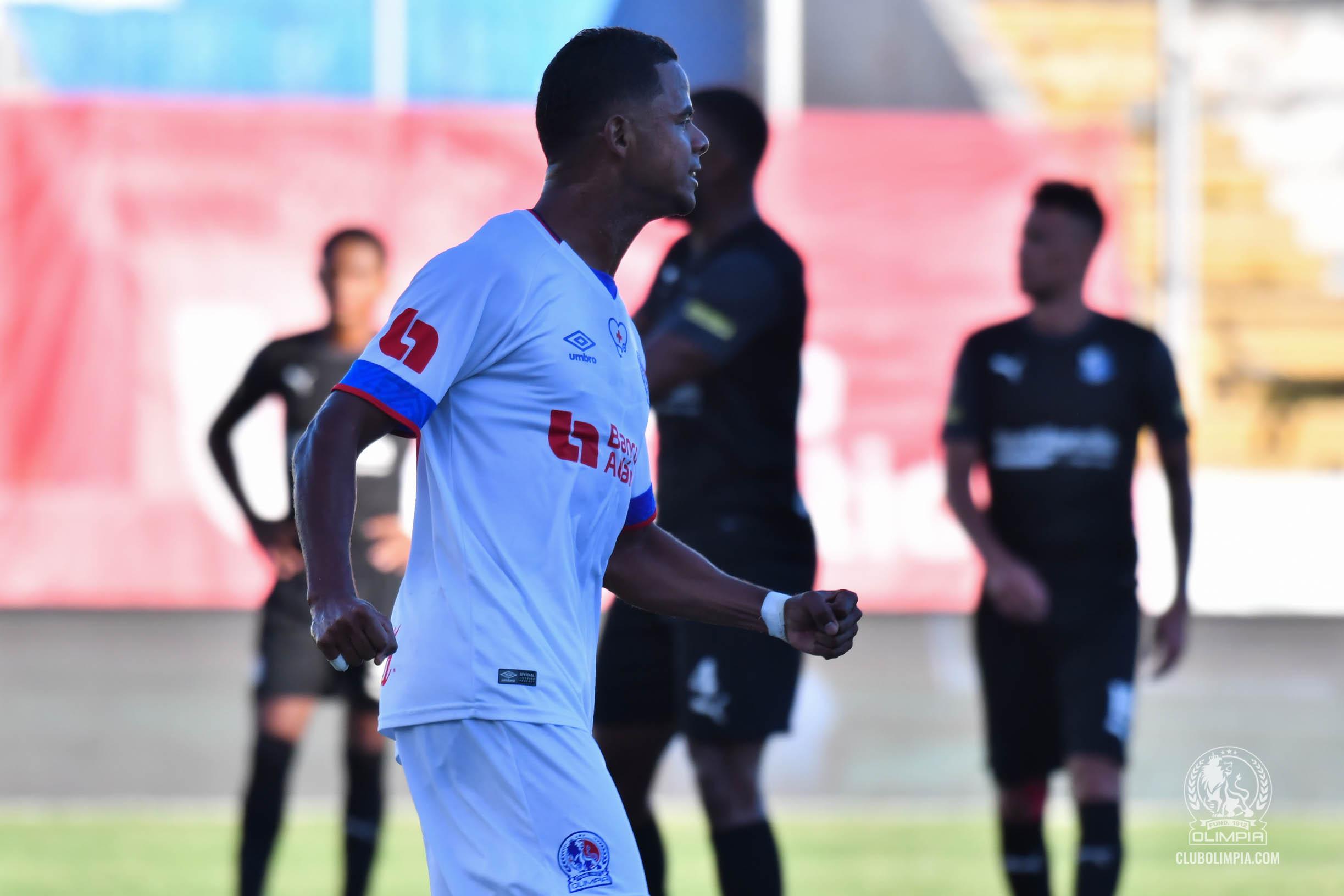 Olimpia 5-0 Honduras Progreso [Apertura 2020-2021]