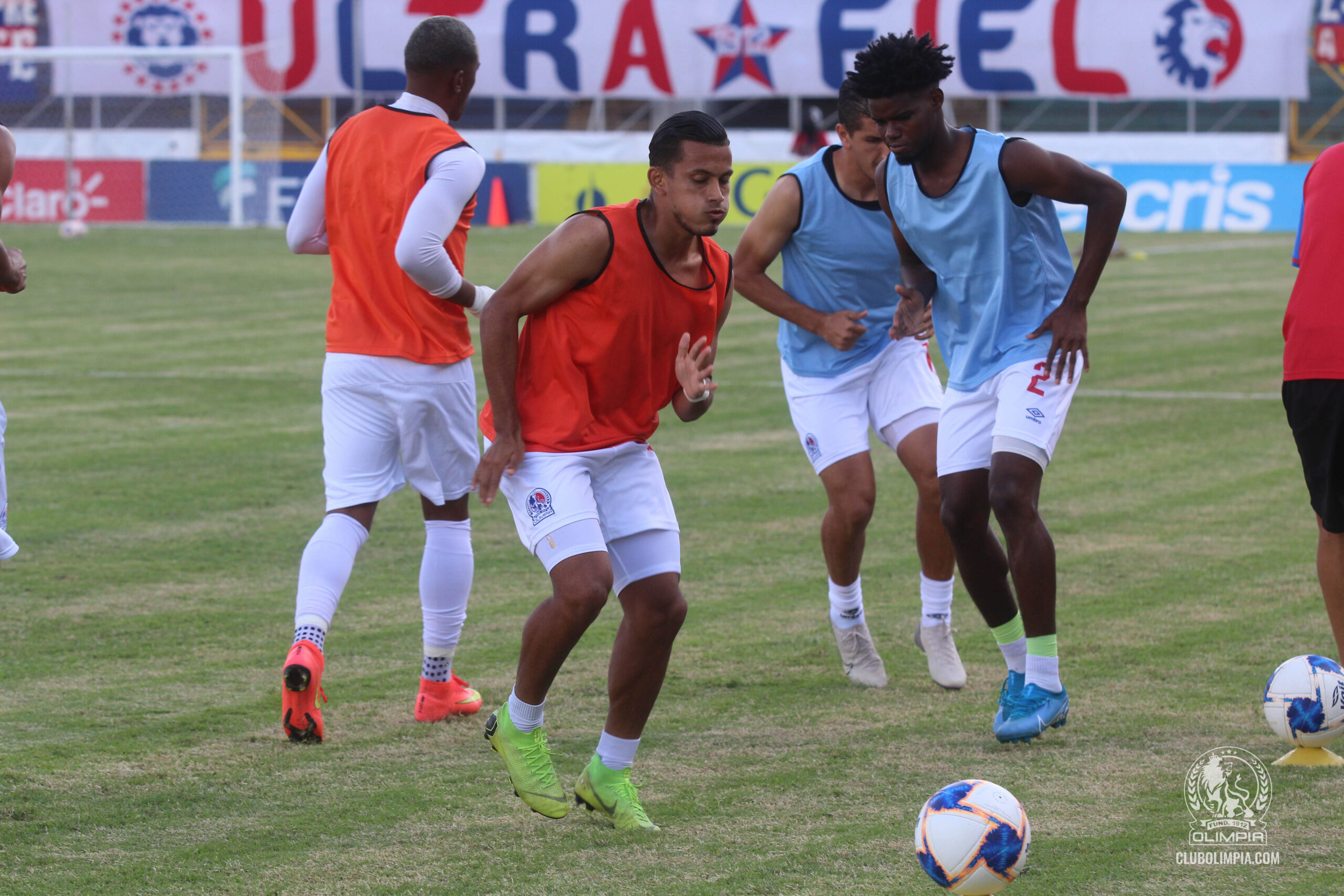Olimpia 5-0 Real Sociedad [Apertura 2020-2021]