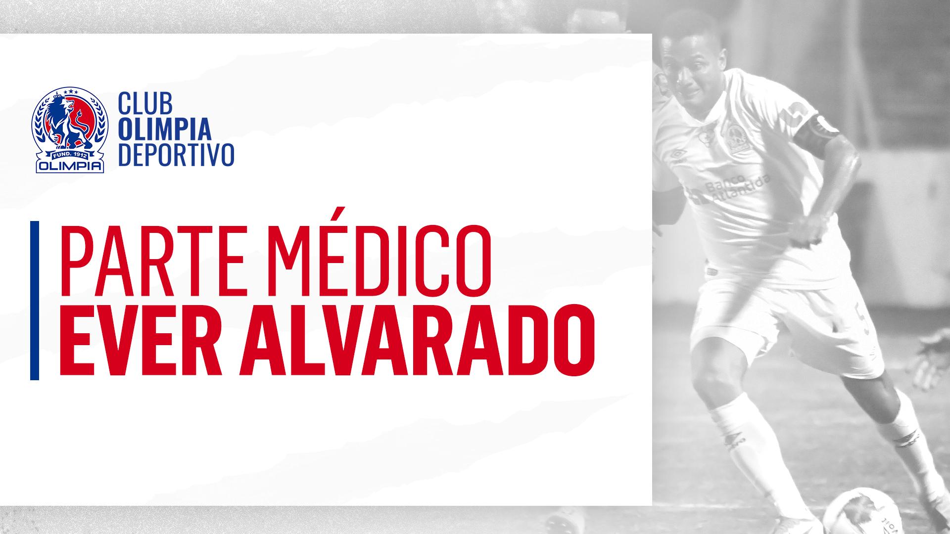Confirmada la baja de nuestro capitán Ever Alvarado