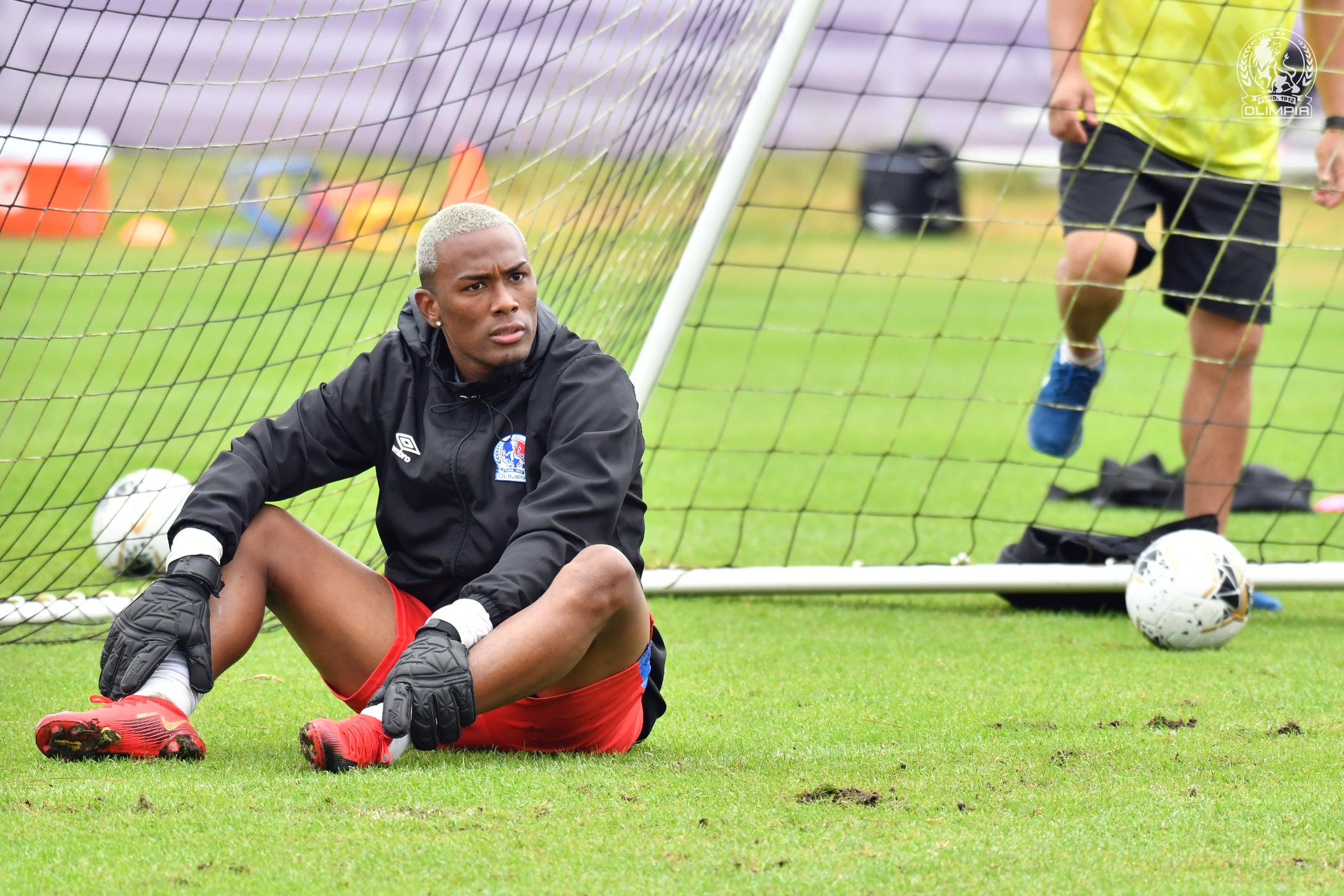 Entrenamiento 17.12.2020 [CONCACAF Champions League]