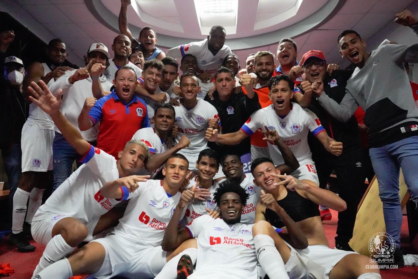 Olimpia 1-0 Real España [Apertura 2020-2021]