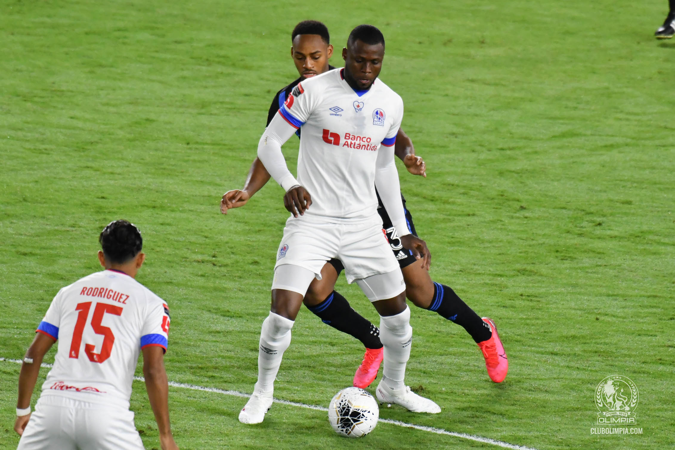 Olimpia 0-1 Montreal Impact [CONCACAF Champions League]