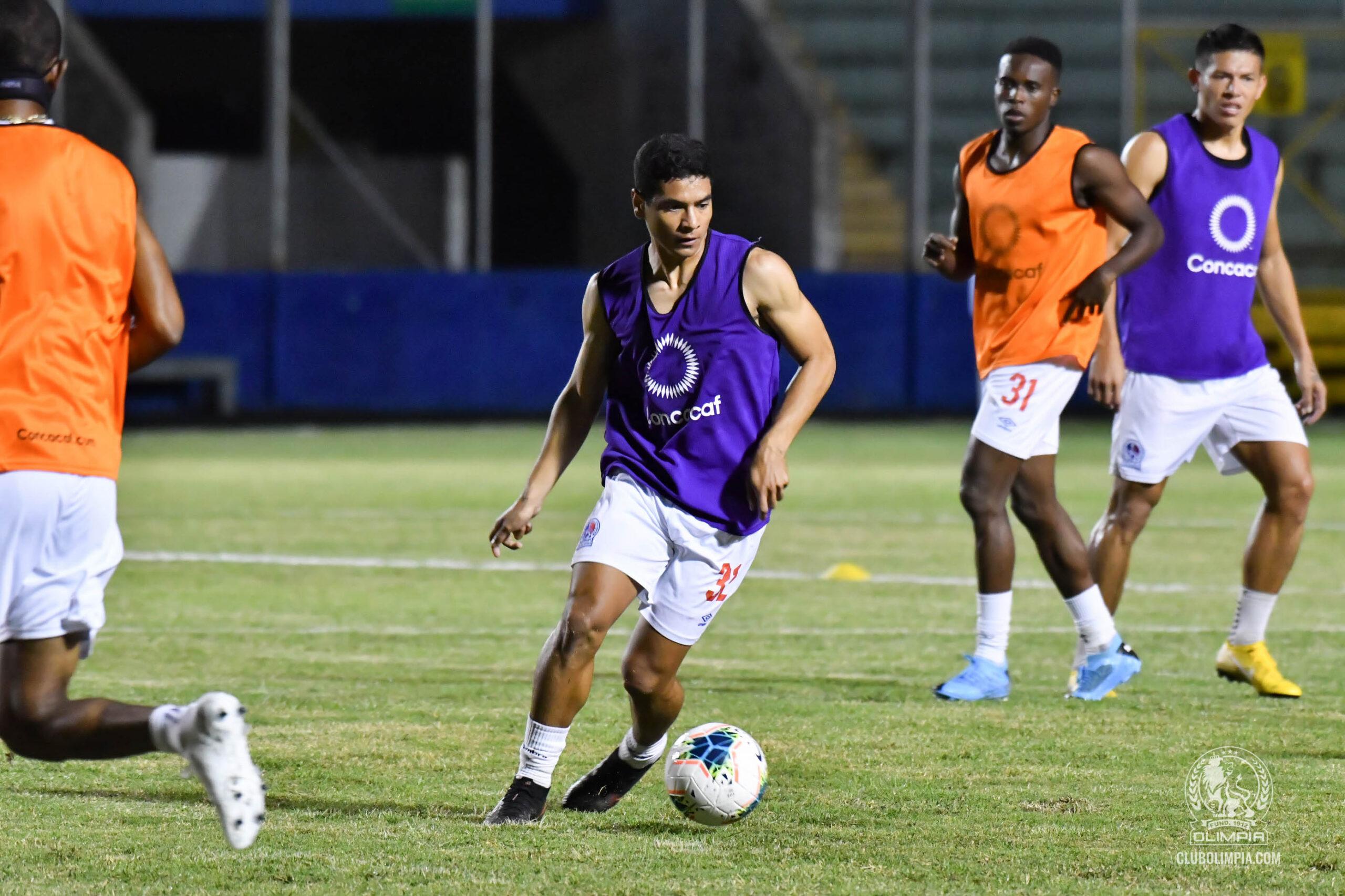 Olimpia 2-0 Motagua [Liga CONCACAF 2020]