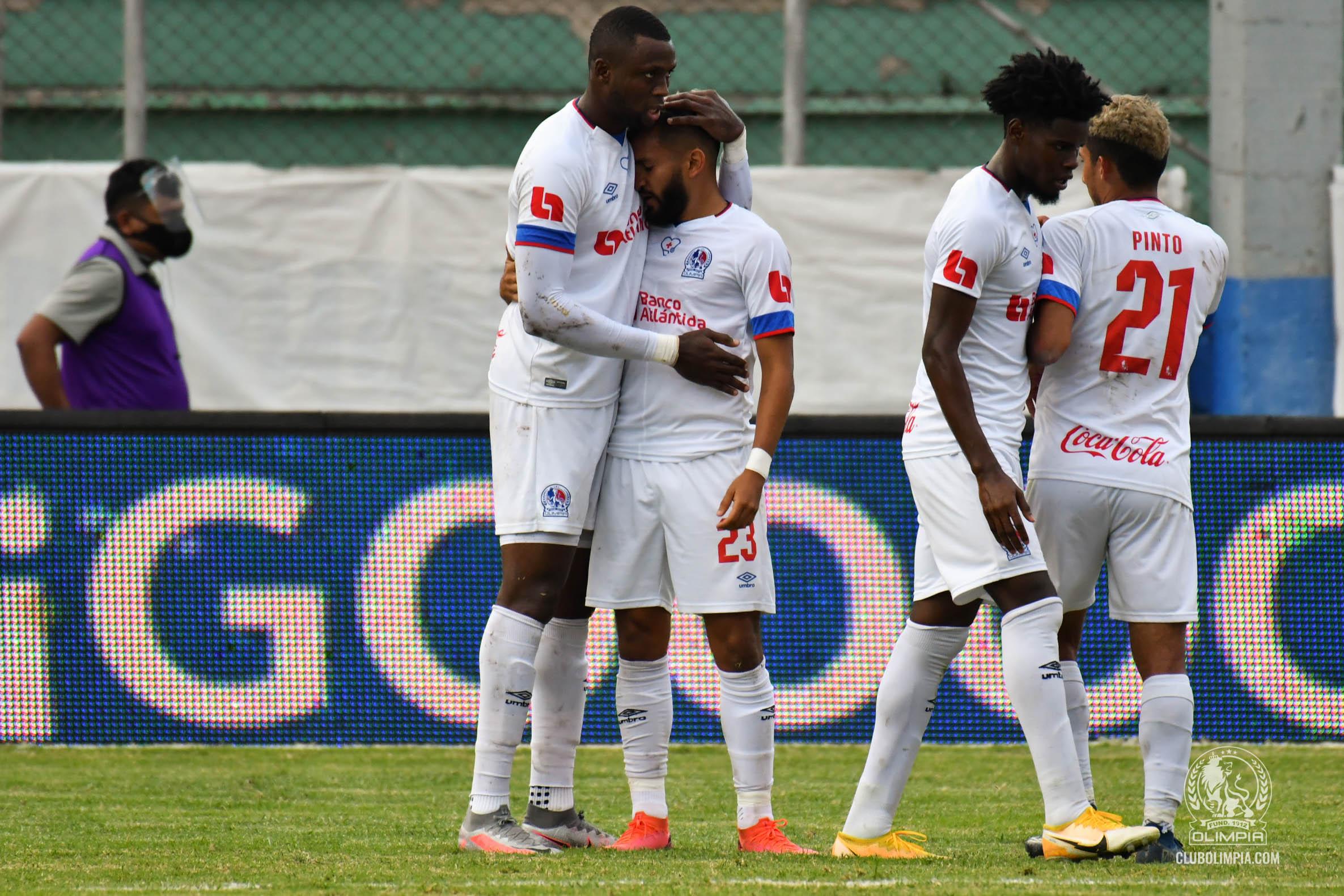 Olimpia 3-0 Vida [Apertura 2020-2021]