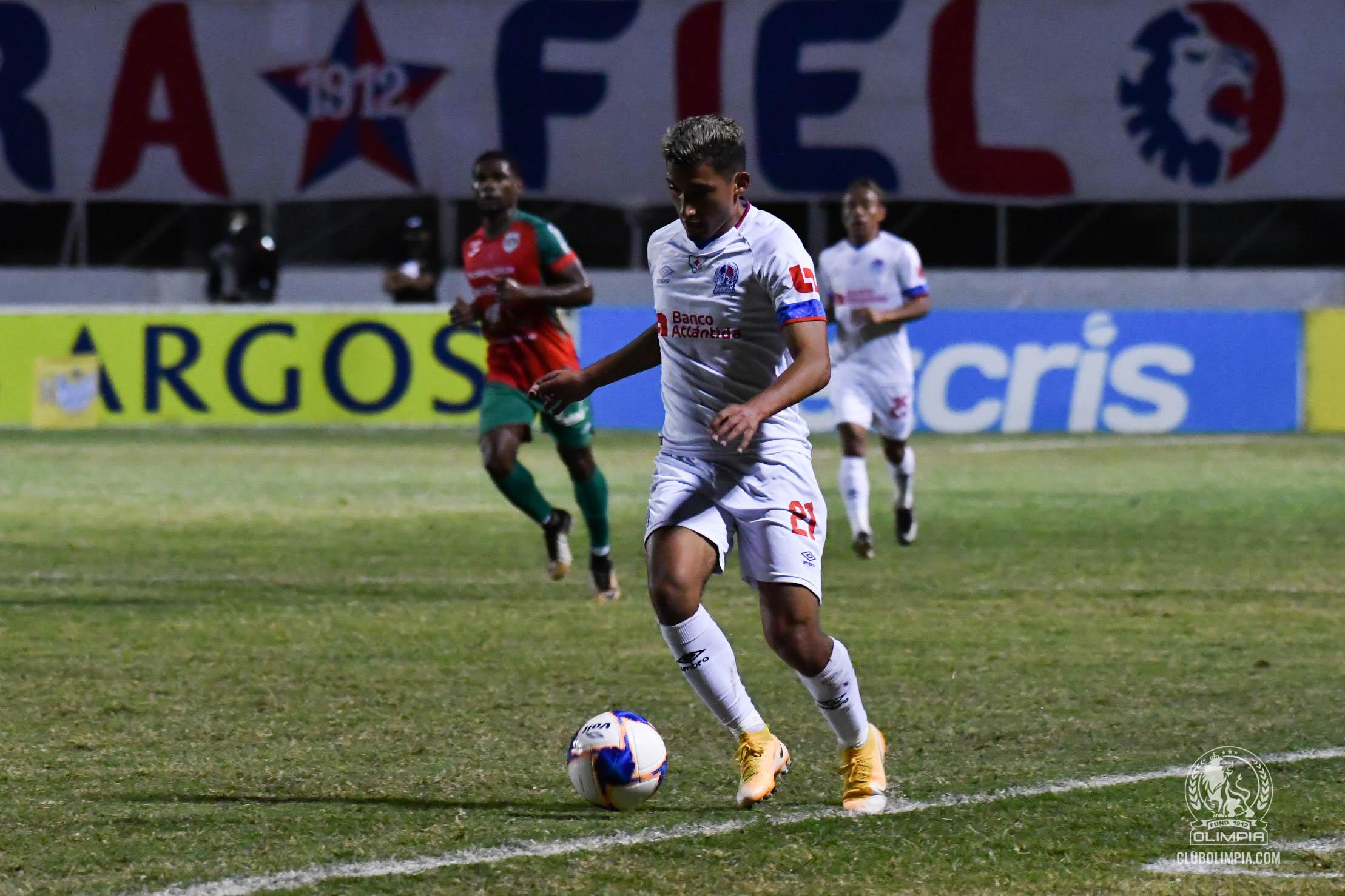 Olimpia 2-0 Marathón [Apertura 2020-2021]