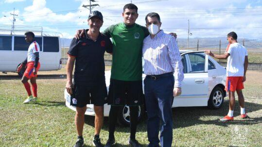 Harold Fonseca fue el ganador del Automóvil de la 32…