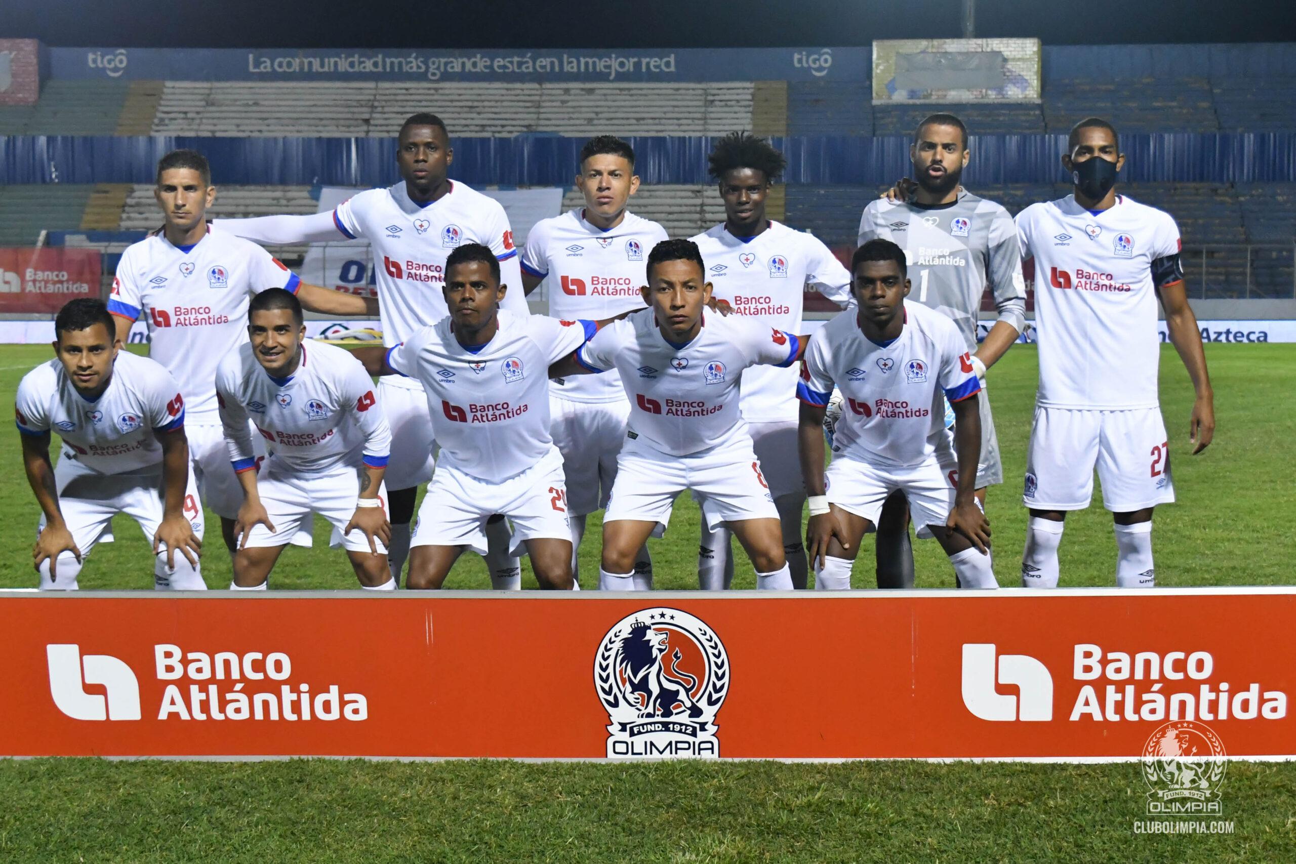 Olimpia 2-0 Real de Minas [Clausura 2020-2021]