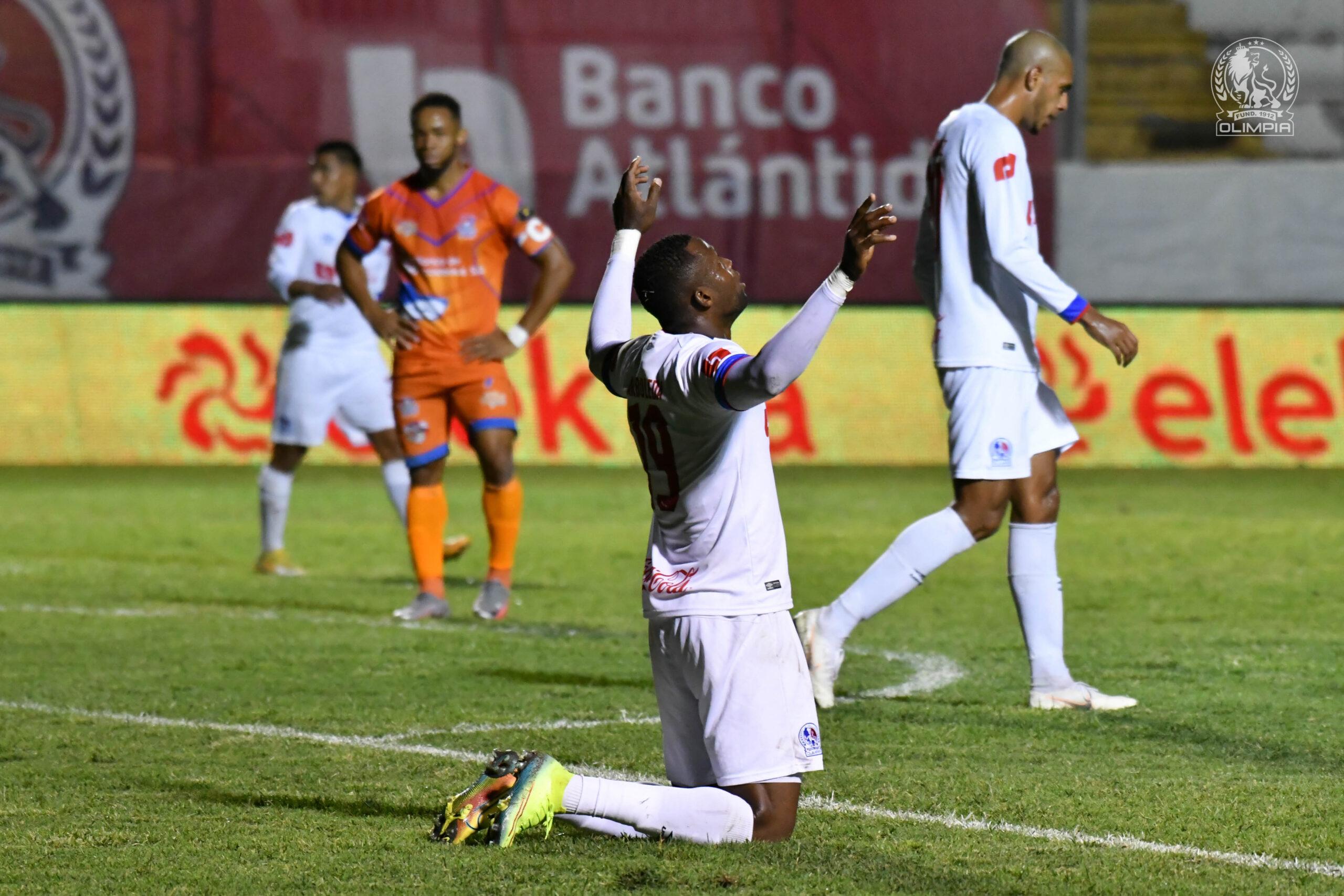 Olimpia 5-1 UPNFM [Clausura 2020-2021]
