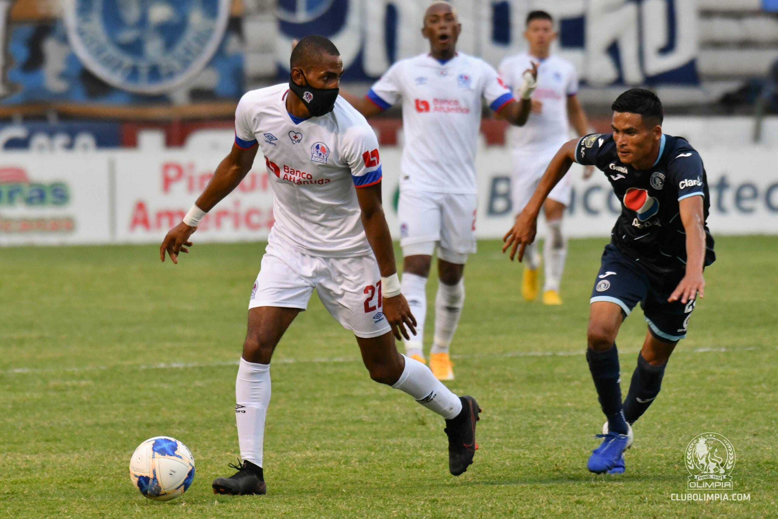 Motagua 1-2 Olimpia [Clausura 2020-2021]