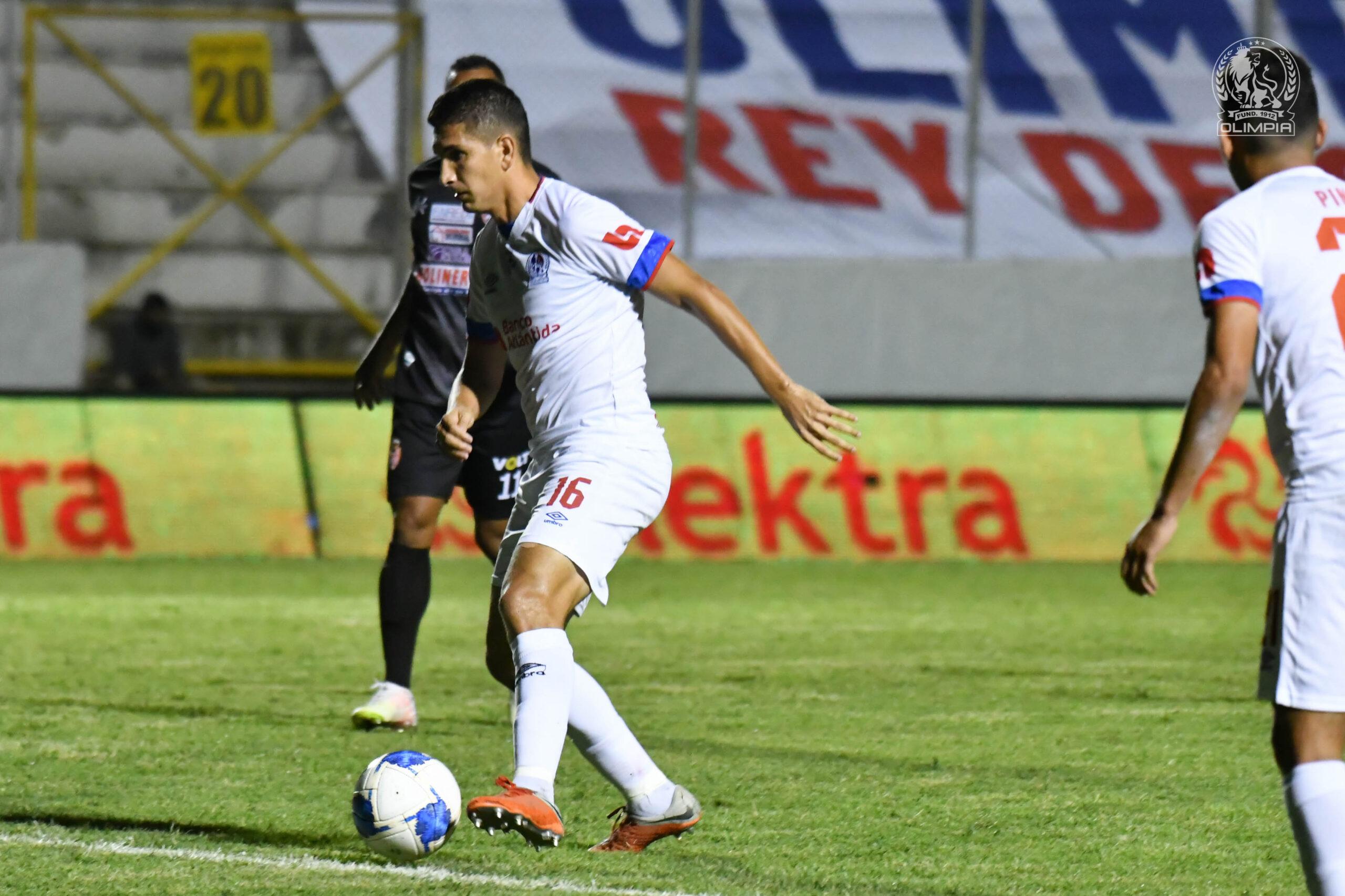 Olimpia 3-1 Real Sociedad [Clausura 2020-2021]