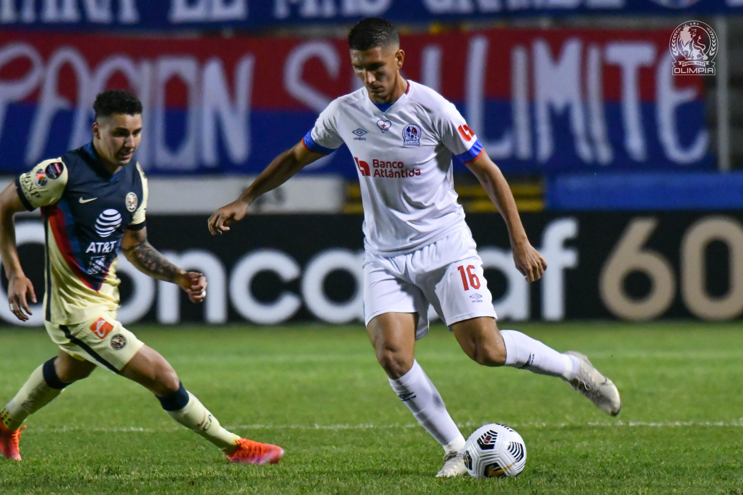 Olimpia 1-2 América [CONCACAF Champions League]