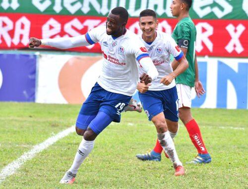 Yustin Arboleda llega a 79 goles en Liga Nacional
