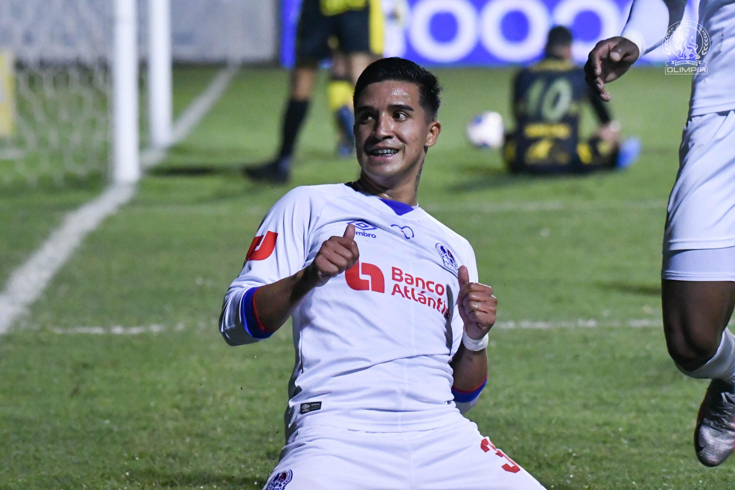 Olimpia 2-1 Real España [Clausura 2020-2021]