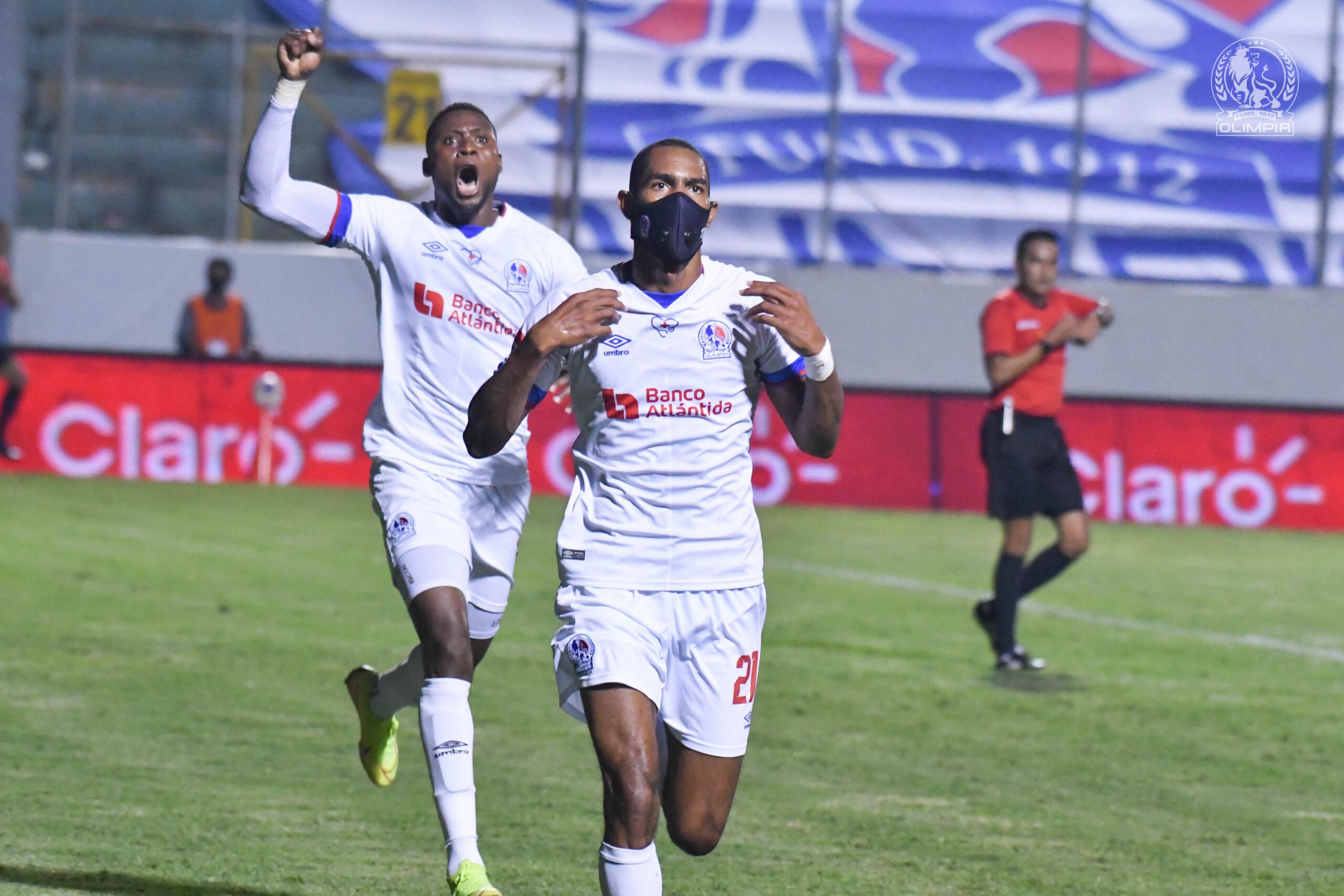 Olimpia 1-0 Motagua [Clausura 2020-2021]
