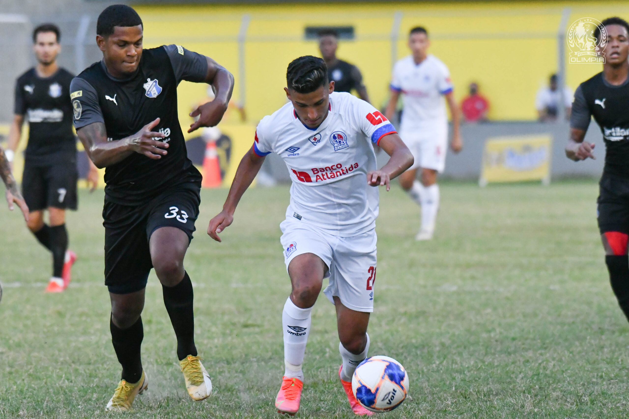 Honduras Progreso 0-0 Olimpia [Clausura 2020-2021]