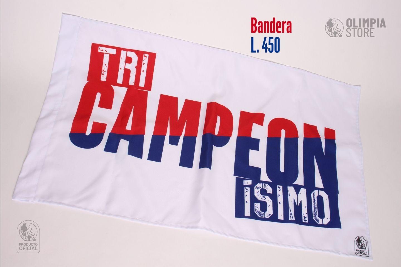 Bandera Tricampeonísimo