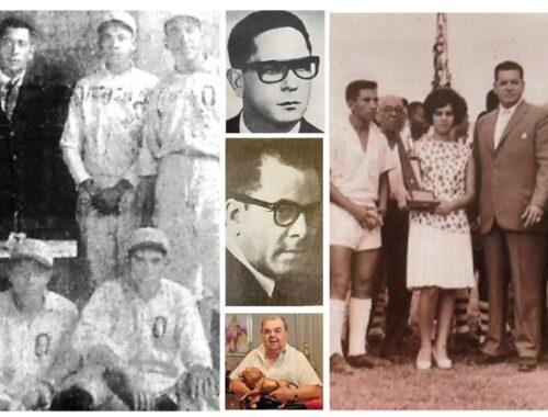 Los presidentes que marcaron la historia del Olimpia