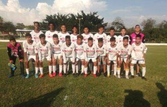 U-14 de Olimpia participará en torneo internacional en México