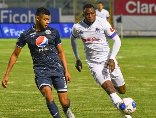 Motagua 2-1 Olimpia [Clausura 2020-2021]