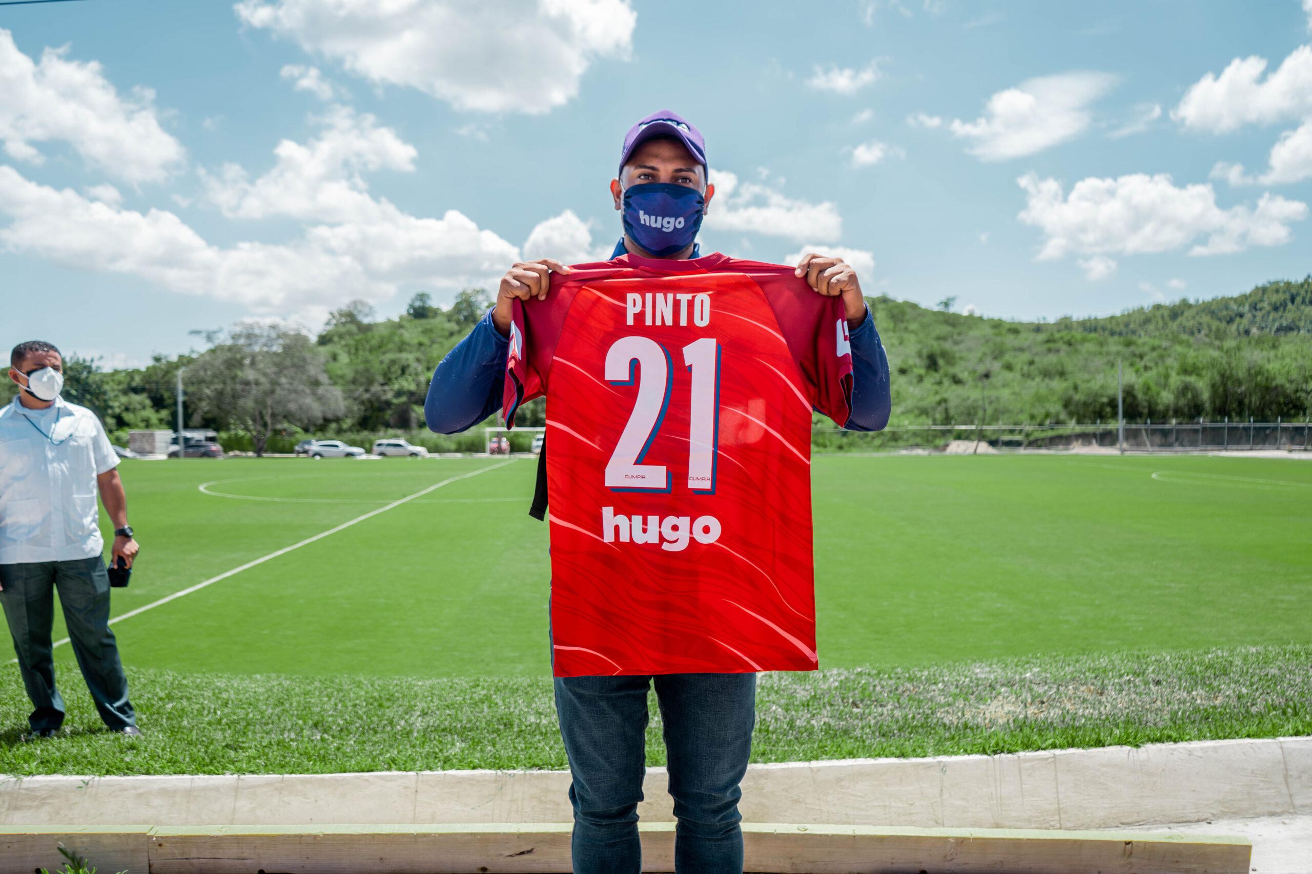 ¡Bienvenido Hugo!